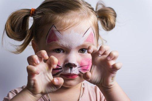 maquiller un enfant